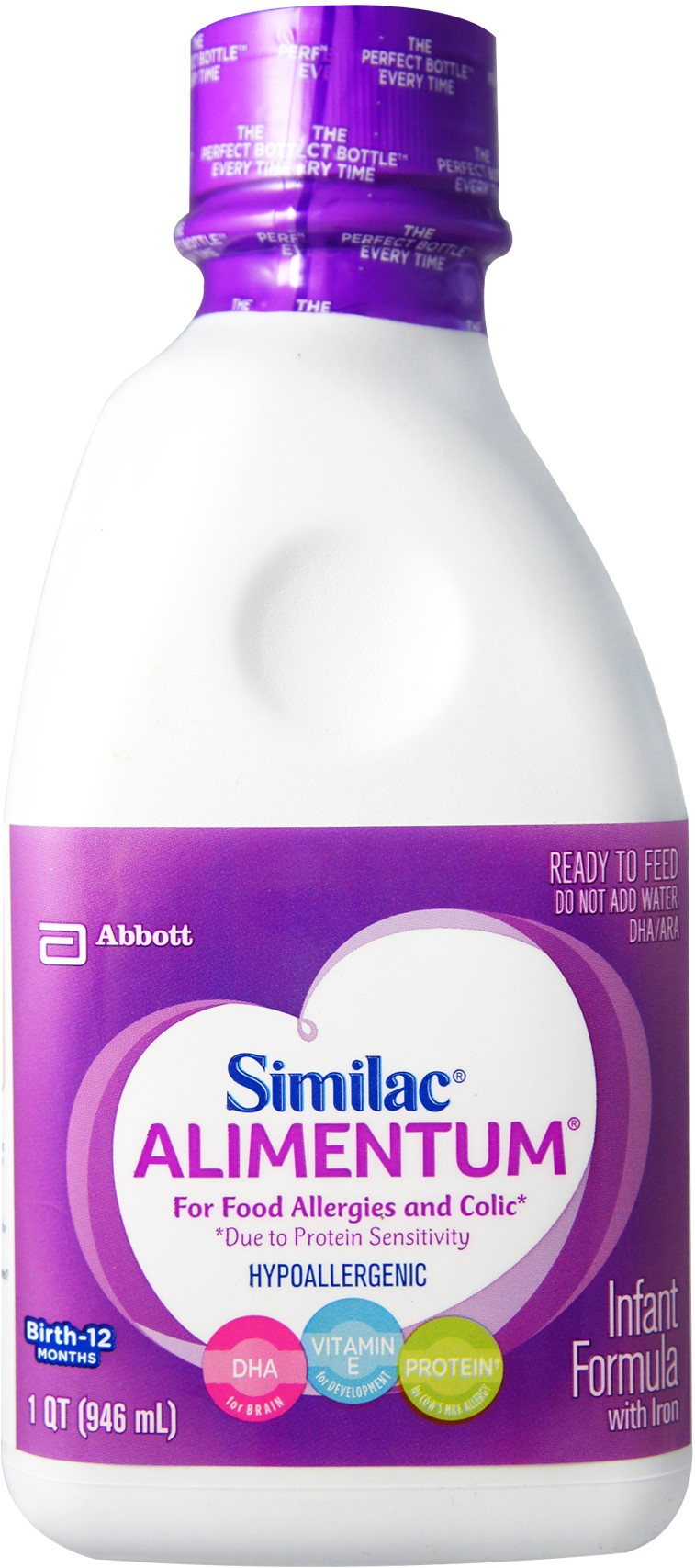 Alimentum Ready To Feed 2 Oz formula with free shipping - kmart